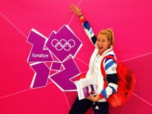 Karen Bardsley London 2012 Olympics