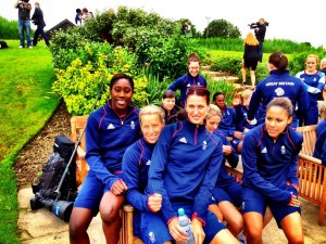 Team GB Women's Football