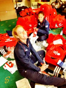 Karen Bardsley Kitting Out