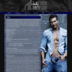 Bio Page Design