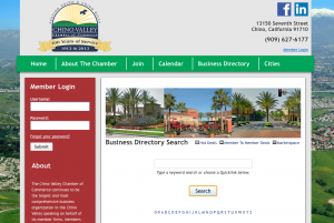 Chino Valley Chamber of Commerce Website - Business Directory