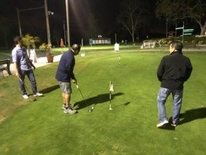 Chino Rotary Club Golfing