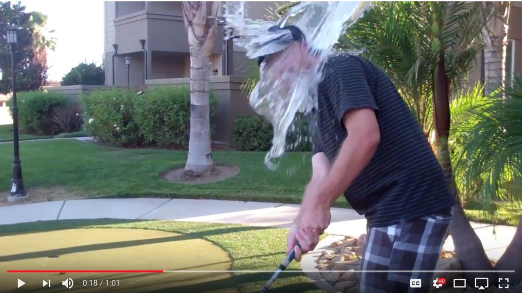 Zeb Welborn's ALS Ice Bucket Challenge