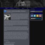 Blog Page Design